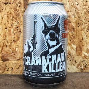 Fierce Beer Cranachan Killer 5.5% (330ml)
