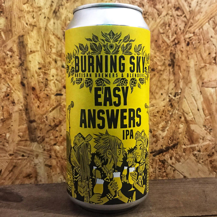 Burning Sky Easy Answers 6.0% (440ml)