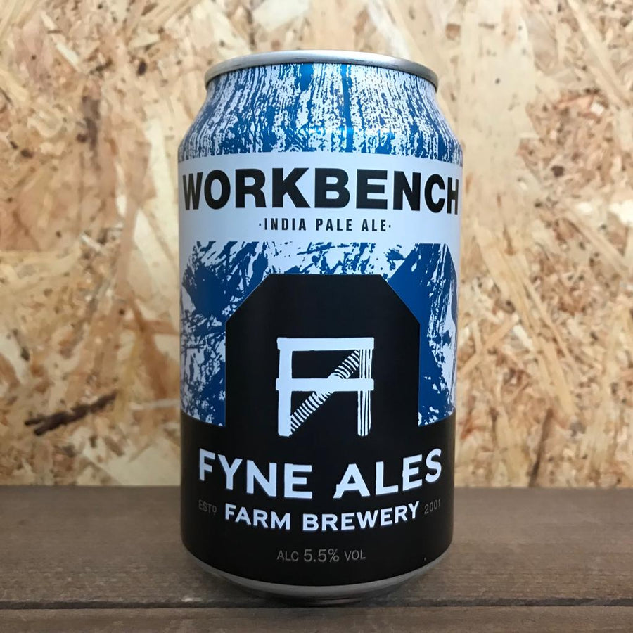 Fyne Ales Workbench 5.5% (330ml)