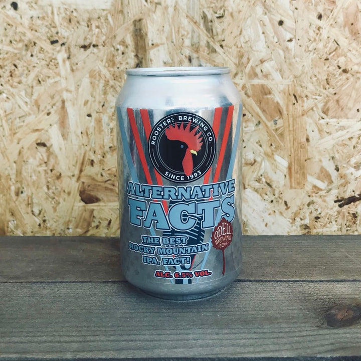 Roosters x Odell Alternative Facts 6.5% (330ml)