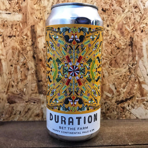 Duration Bet the Farm 4.5% (440ml)
