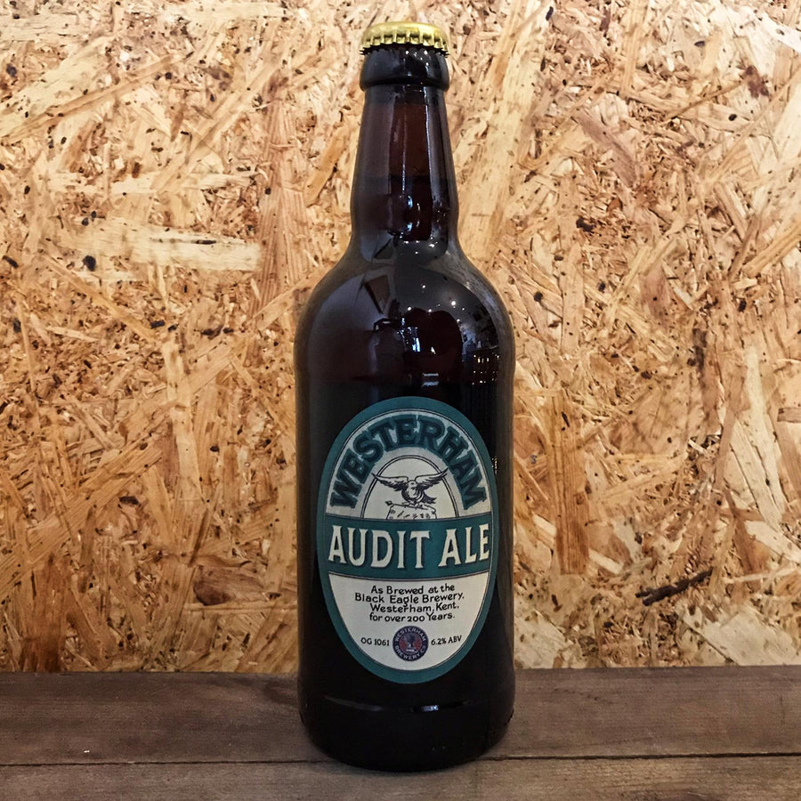 Westerham Audit Ale 6.2% (500ml)
