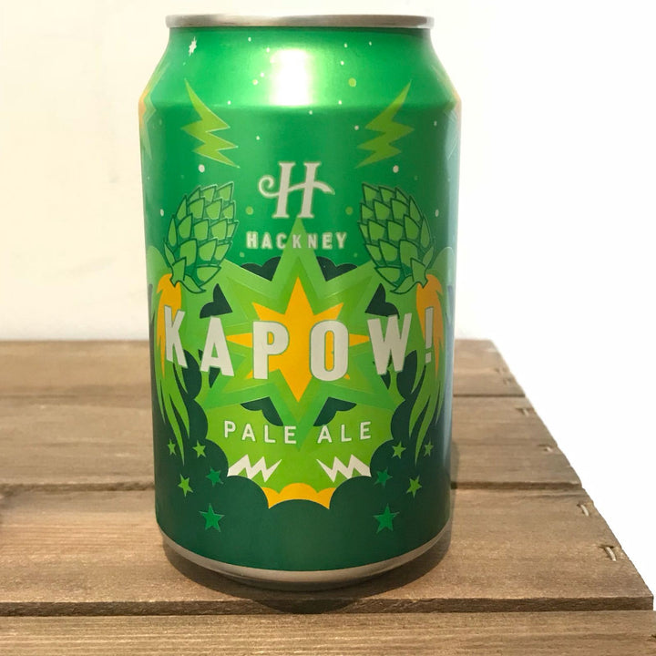 Hackney Kapow 4.5% (330ml)