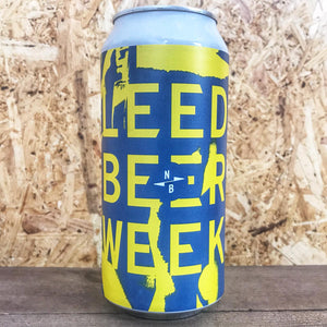 North Leeds Beer Week IPA 6.2% (440ml)
