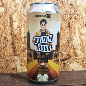 Gipsy HIll x Wiper & True Golden Hour (440ml)