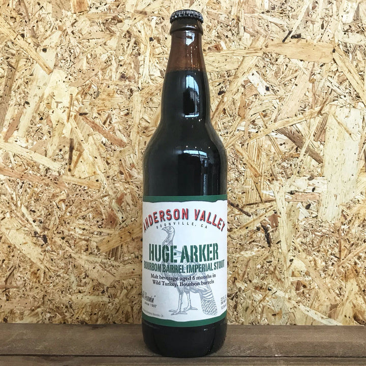 Anderson Valley Huge Arker 13.5% (650ml)