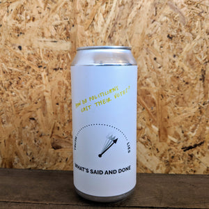 Cloudwater What's Said and Done 6.5% (440ml)