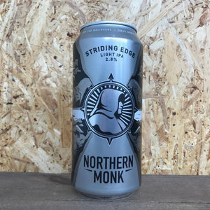 Northern Monk Striding Edge IPA 2.8% (440ml)