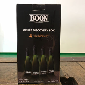 Boon VAT Discovery Giftbox 8% (4x375ml)