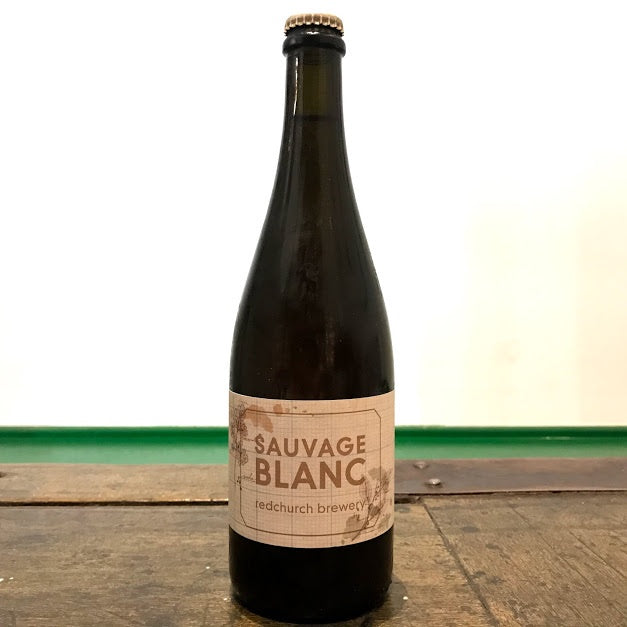 Redchurch Sauvage Blanc 9.2% (750ml)