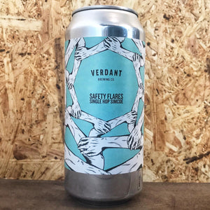Verdant Safety Flares Pale Ale 5.2% (440ml)