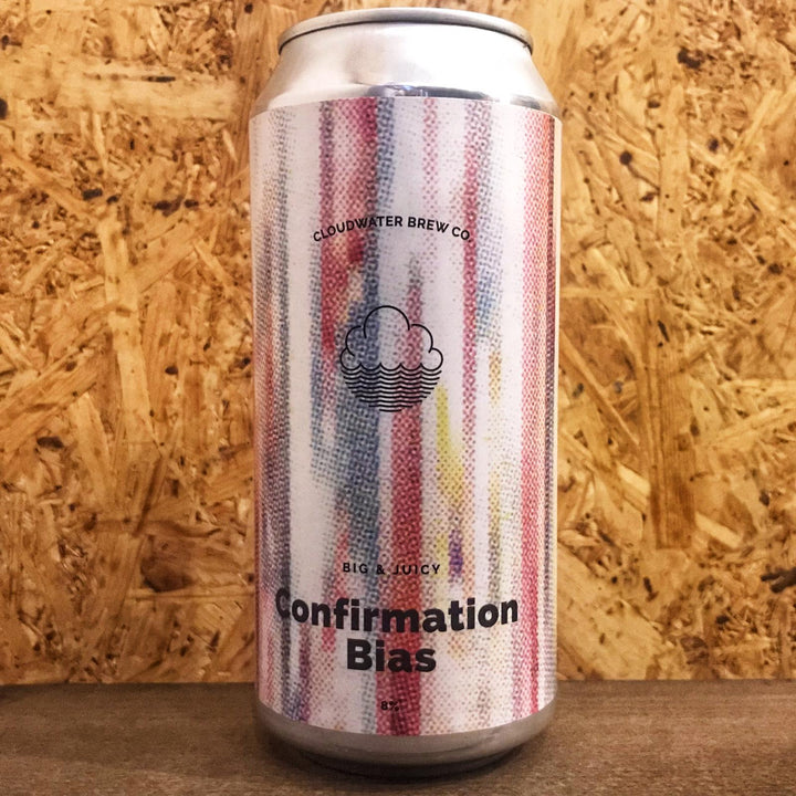 Cloudwater Confirmation Bias DIPA 8% (440ml)
