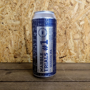 Marble Trials #1 Session IPA 3.5% (500ml)
