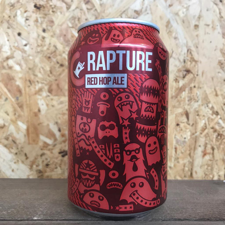 Magic Rock Rapture Red Ale 4.6% (330ml)