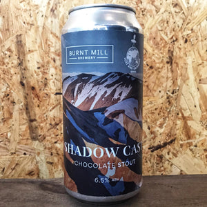 Burnt Mill x Lost & Grounded Shadow Cast 6.5% (440ml)