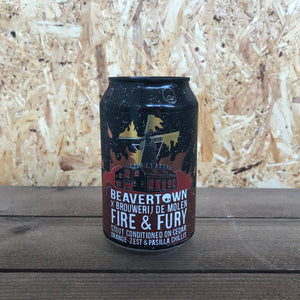 Beavertown x De Molen Fire & Fury 7.6% (330ml)