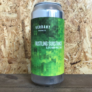 Verdant Rustling Substance Pale Ale 5.2% (440ml)