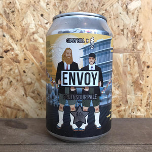 Gipsy Hill x To Øl Envoy 4.0% (330ml)