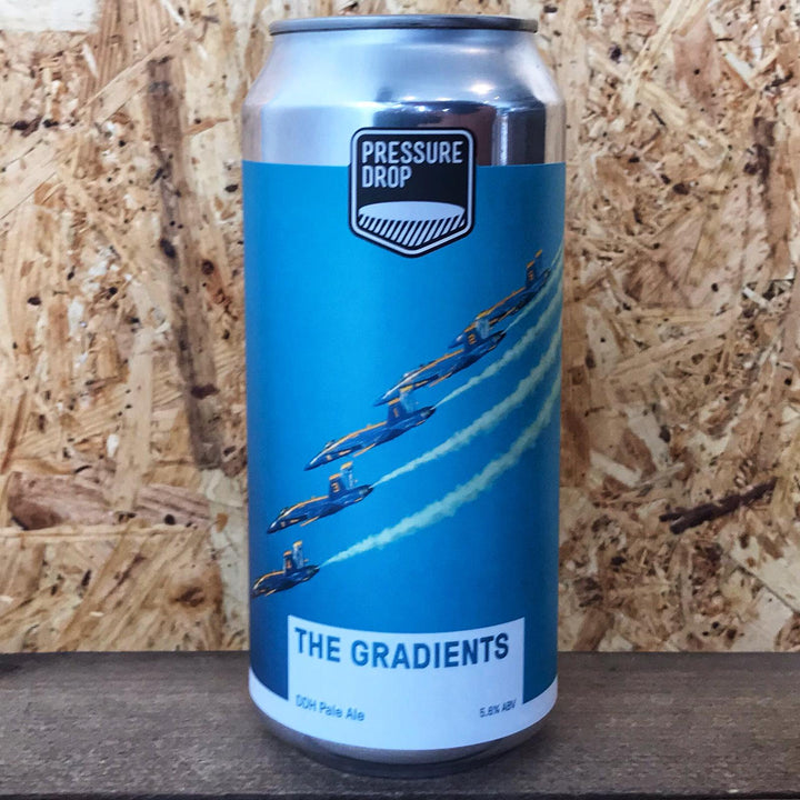 Pressure Drop The Gradients DDH Pale