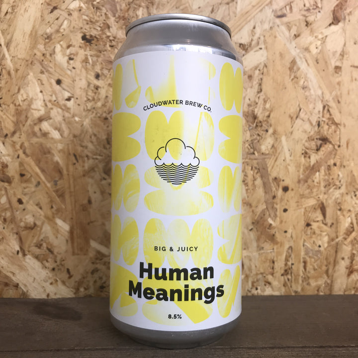 Cloudwater Human Meanings DIPA 8.5% (440ml)