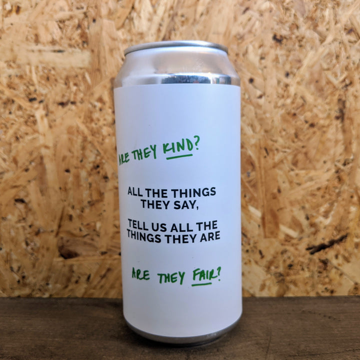 Cloudwater All The Things They Say, Tell Us All The Things They Are 5.5% (440ml)
