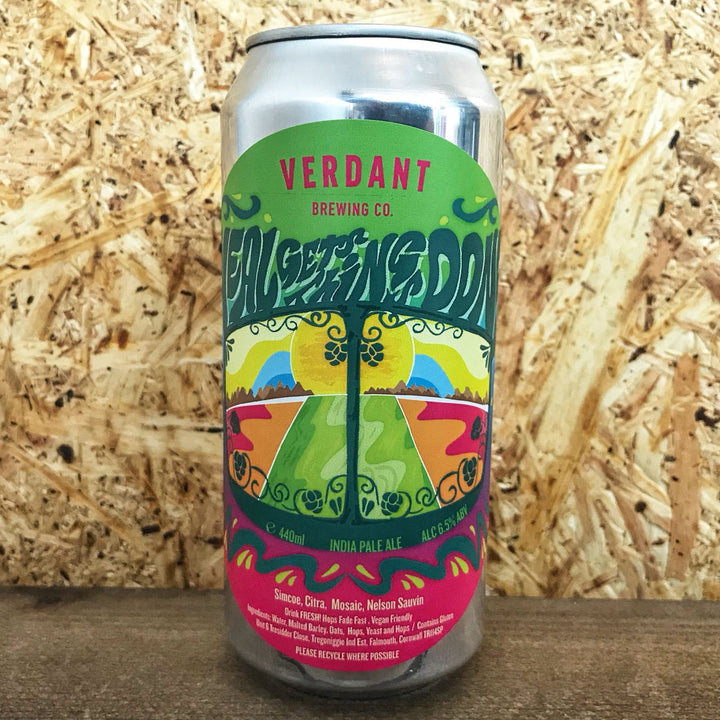 Verdant Brewing Neal Gets Things Done 6.5% (440ml)