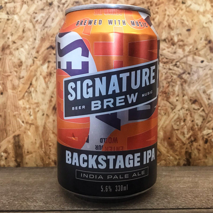 Signature Brew Backstage IPA 5.6% (330ml)