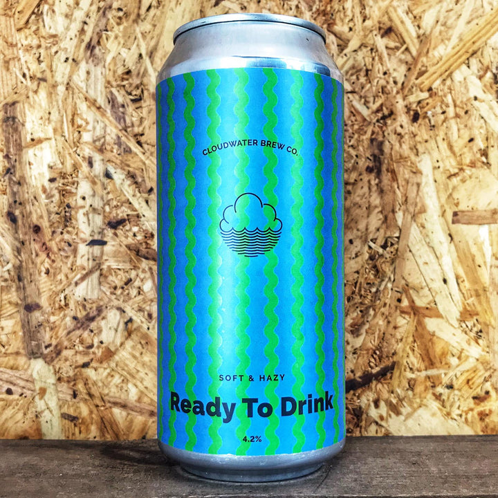 Cloudwater Ready To Drink 4.2% (440ml)
