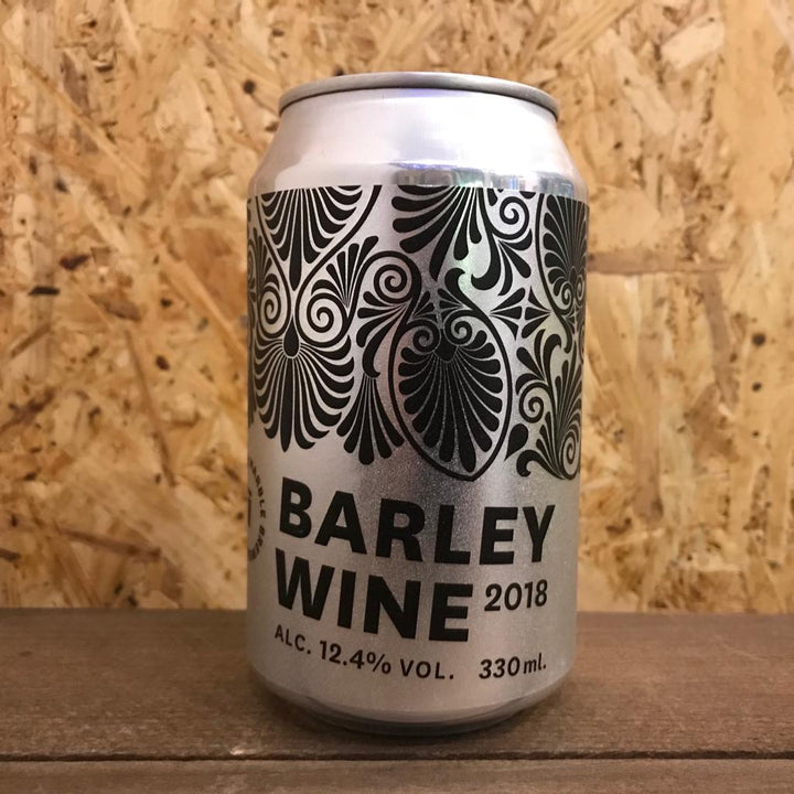Marble Barley Wine 2018 12.4% (330ml)