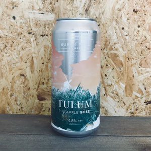 Burnt Mill Tulum Pineapple Gose 4.8% (440ml)