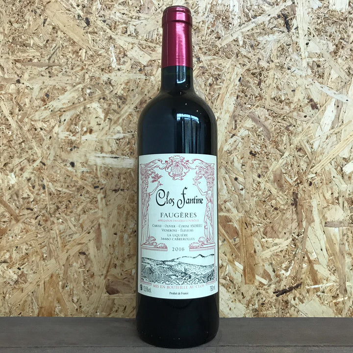 Clos Fantine Faugeres Tradition 2016 14% (750ml)