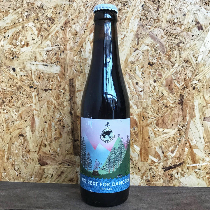 Lost and Grounded No Rest For Dancers Red Ale 6.2% (330ml)