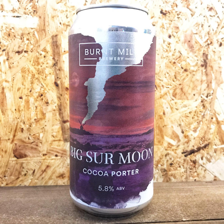 Burnt Mill Big Sur Moon Baltic Porter 5.8% (440ml)