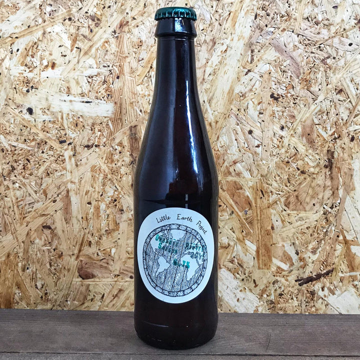 Little Earth Project Organic Harvest Saison 2018 6.7% (330ml)