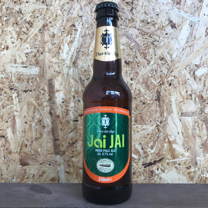 Thornbridge x Cigar City Jai Jai 6.7% (330ml)