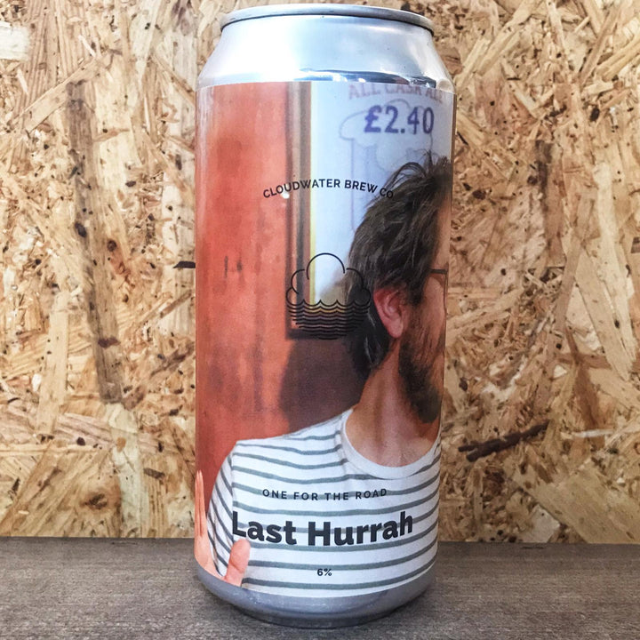 Cloudwater Last Hurrah IPA 6% (440ml)