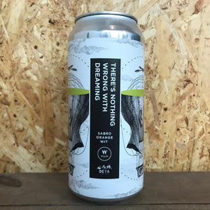 Wylam x DEYA There's Nothing Wrong With Dreaming 5.8% (440ml)