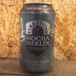 Firestone Walker Mocha Merlin 5.5% (355ml)