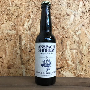 Anspach & Hobday x Gist The Old English Porter 5.5% (330ml)