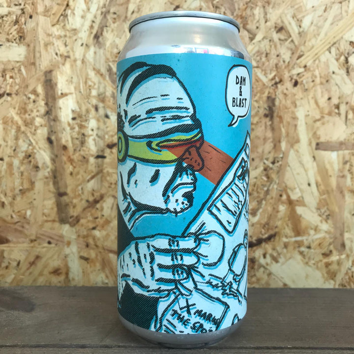 Northern Monk x Civil Society x Slim Pickens Eyeclops DDH IPA 7% (440ml)