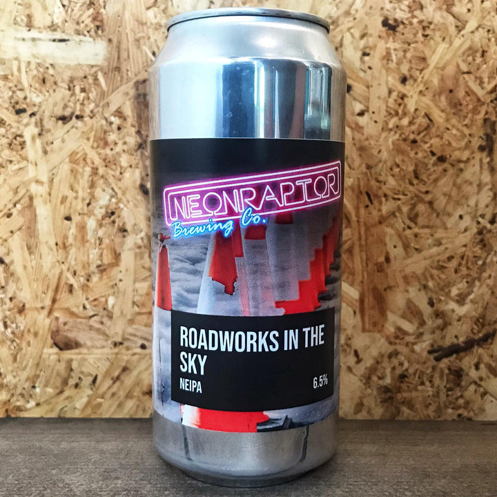Neon Raptor Roadworks In The Sky 6.5% (440ml)