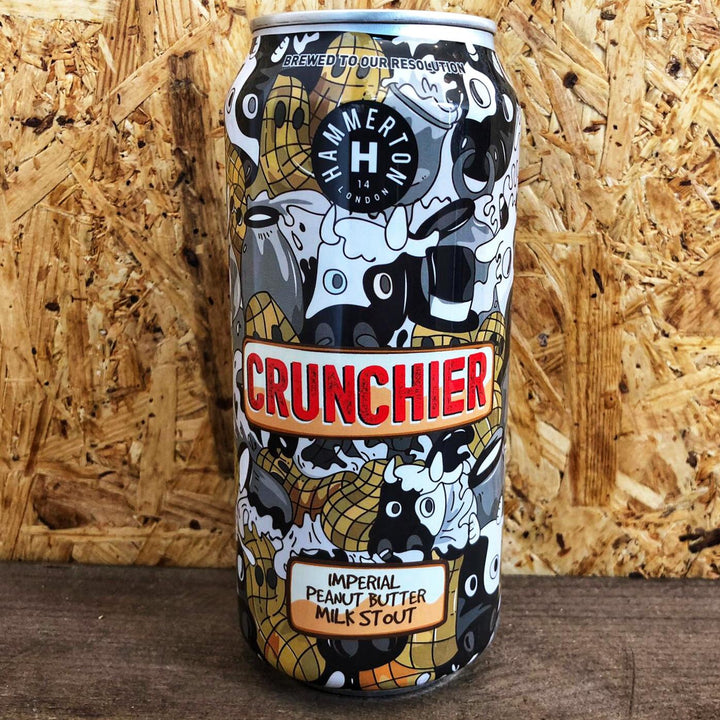 Hammerton Crunchier 9.1% (440ml)