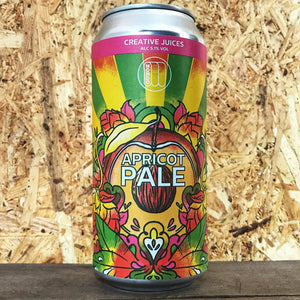 Mondo Creative Juices 3 Apricot Pale 5.1% (440ml)