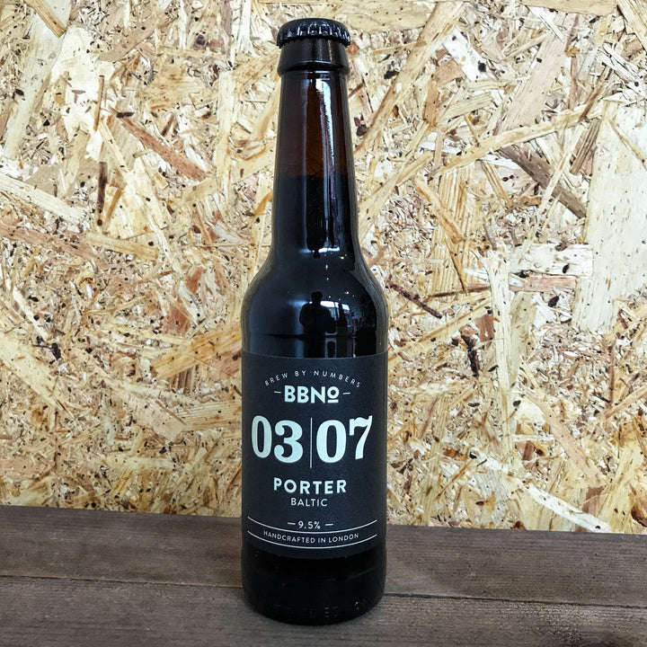 Brew By Numbers 03|07 Baltic Porter 9.9% (330ml)