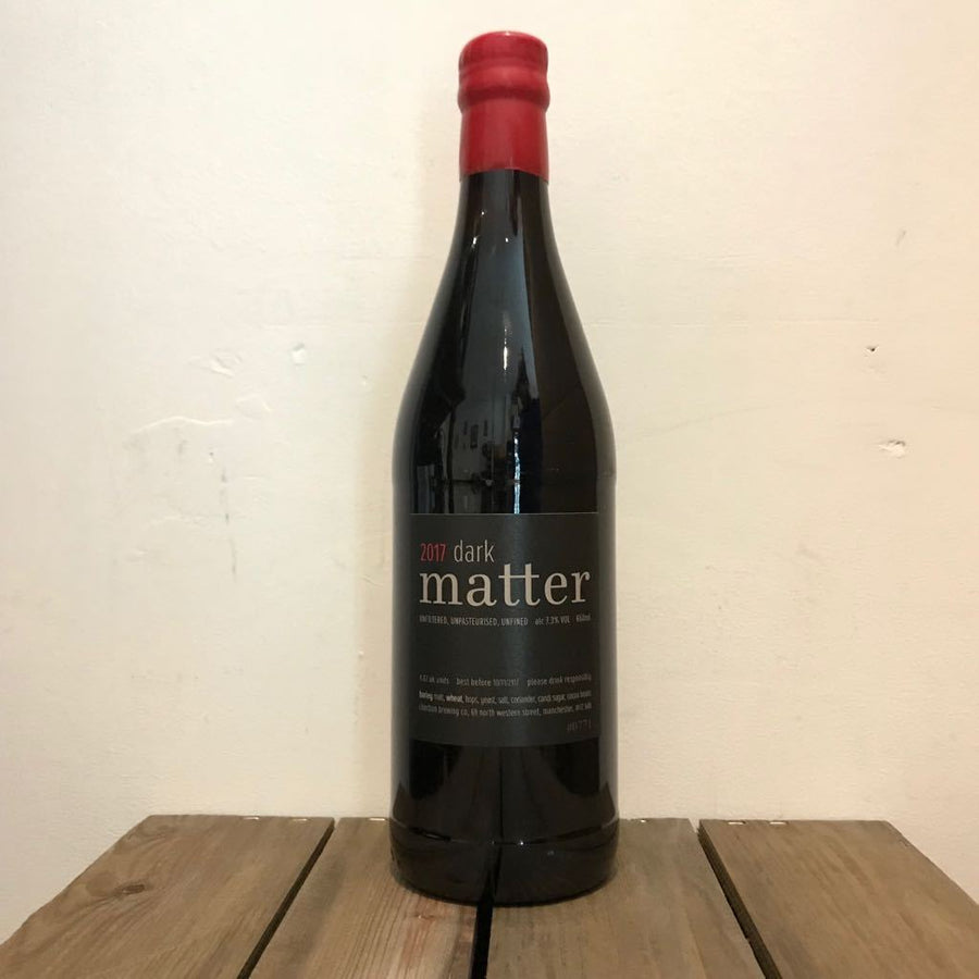 Chorlton Dark Matter 2017 7.3% (660ml)