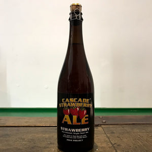 Cascade Brewing Strawberry 7.56% (750ml)