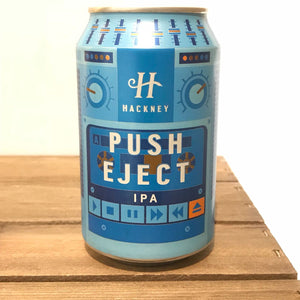 Hackney Push Eject 6.5% (330ml)
