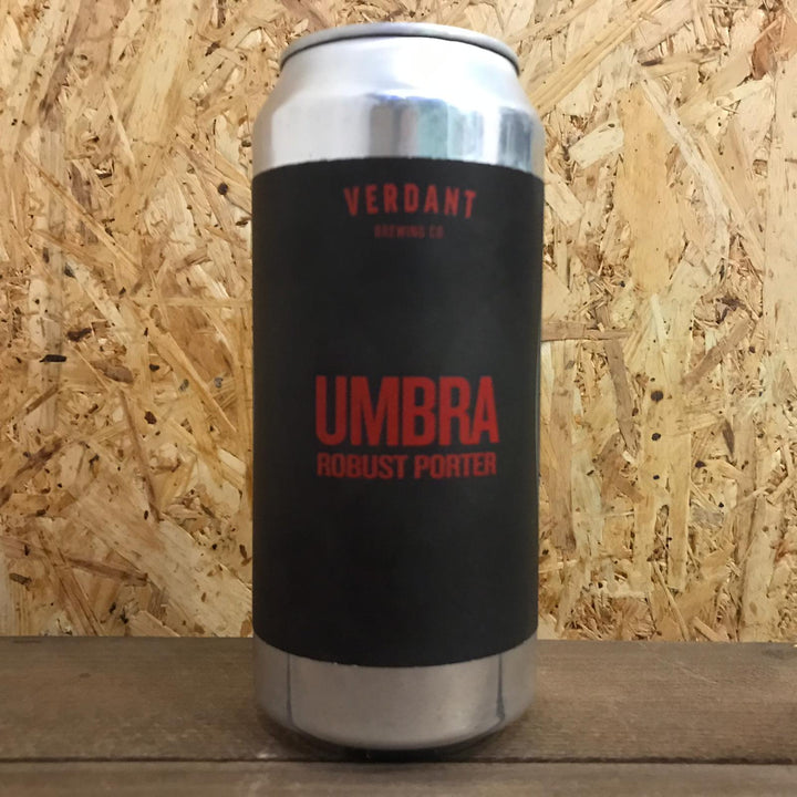 Verdant Umbra Robust Porter 6.6% (440ml)