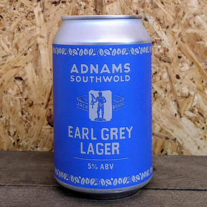 Adnams Earl Grey Lager 5% (330ml)