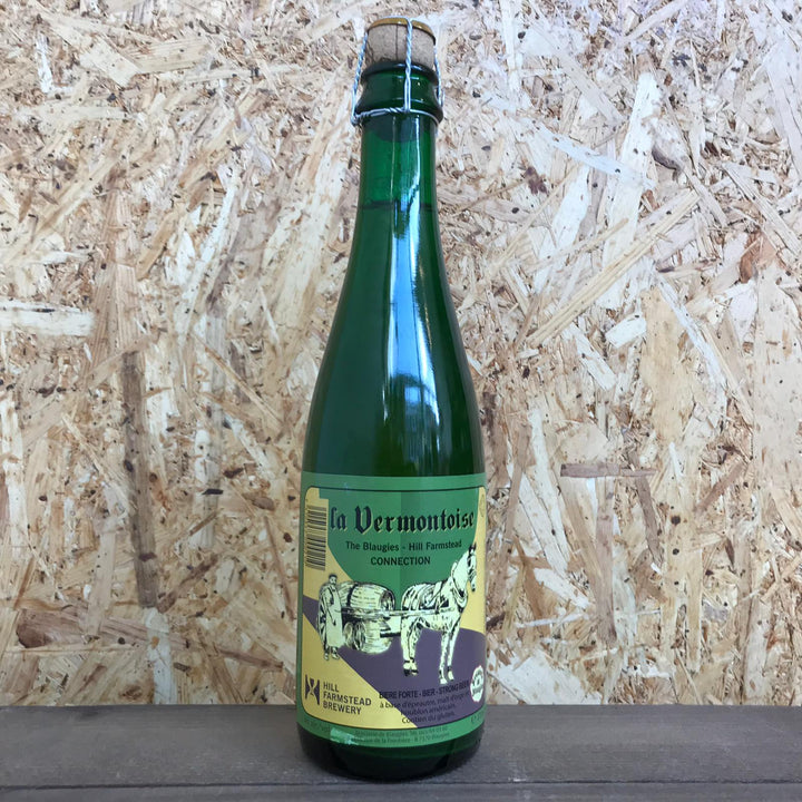 Blaugies x Hill Farmstead La Vermontoise 6% (375ml)
